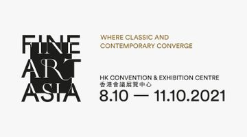 Contemporary art art fair, Fine Art Asia 2021 at Karin Weber Gallery, Hong Kong, SAR, China