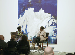 In Conversation: Lorna Simpson and Thelma Golden