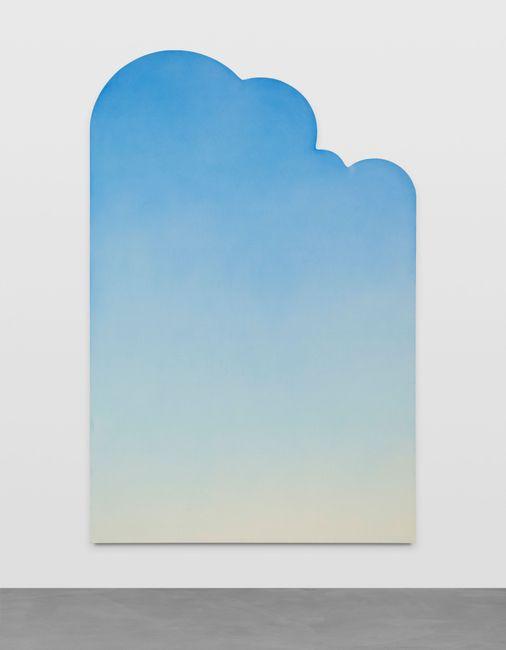 fünfteraprilzweitausendundsechzehn by Ugo Rondinone contemporary artwork