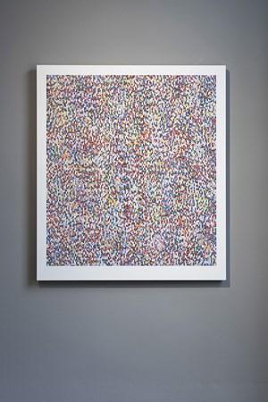 Elliptical Variant V by James Hugonin contemporary artwork