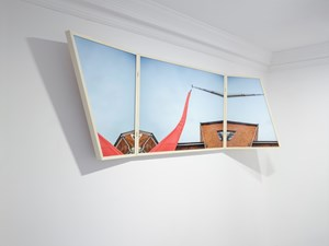 Temporary Monument N7: O Pairado (Moscow) by Fyodor Pavlov-Andreevich contemporary artwork