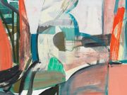 Amy Sillman Emancipates the Reputation of Abstraction