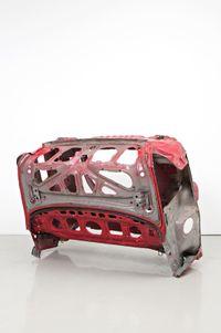Untitled (Car Trunk #3) by Matias Faldbakken contemporary artwork sculpture, mixed media