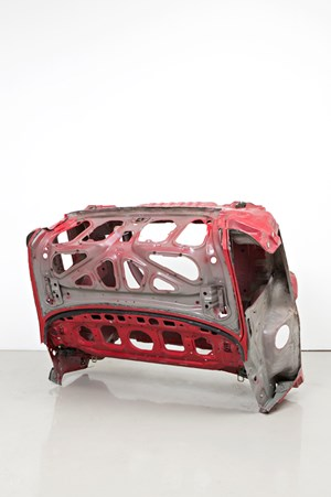 Untitled (Car Trunk #3) by Matias Faldbakken contemporary artwork