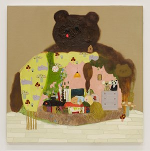 The Cub House by Tomoko Nagai contemporary artwork