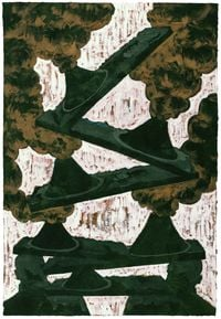 Pompeii, Pompeii by Tang Maohong contemporary artwork works on paper