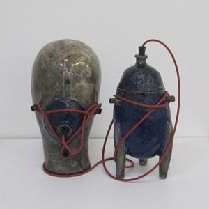 Headcase 05 by Julia Morison contemporary artwork