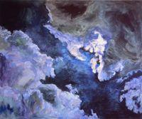 My Sky 1 by Liu Weijian contemporary artwork painting