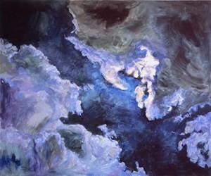 My Sky 1 by Liu Weijian contemporary artwork