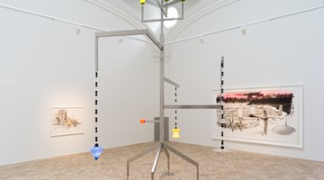 Contemporary art exhibition, Charles Avery, The Gates of Onomatopoeia at Ingleby Gallery, Edinburgh