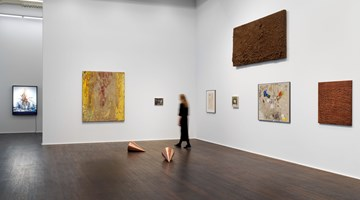 Contemporary art exhibition, Group Exhibition, Tables, Carpets & Dead Flowers at Hauser & Wirth, Zurich