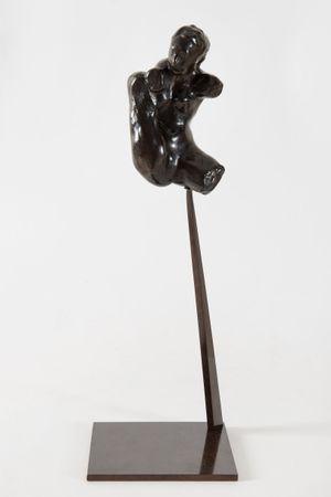 Petite etude pour Iris, douzième épreuve by Auguste Rodin contemporary artwork