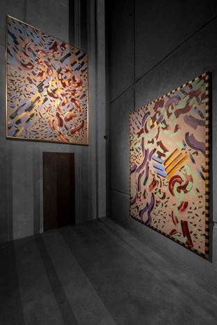 Exhibition view:Elisabeth Frieberg, Room #4, KEWENIG, Berlin (24 April–25 May 2019). Courtesy KEWENIG.