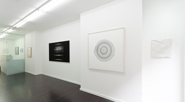Contemporary art exhibition, Group Exhibition, REFLEX II: The Brain Closer Than The Eye at Bartha Contemporary, Margaret St, London