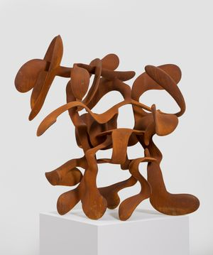 Hedge by Tony Cragg contemporary artwork sculpture