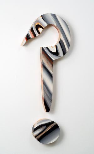 Pregunta II by Richard Artschwager contemporary artwork