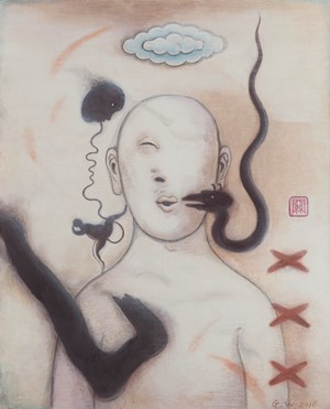 Body No.7 by Guan Wei contemporary artwork