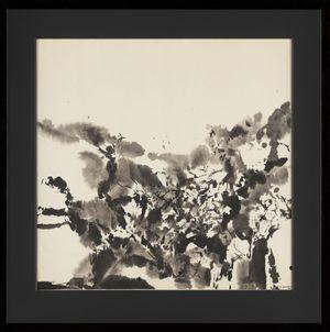 Untitled (No.8) by Zao Wou-Ki contemporary artwork