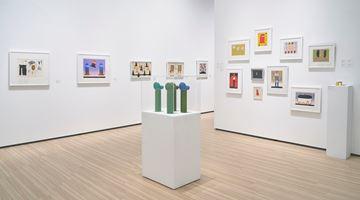 Contemporary art exhibition, Sadamasa Motonaga, Special Exhibition at Whitestone Gallery, Taipei