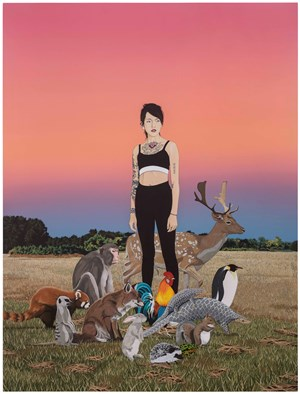 Natural History by Chen Fei contemporary artwork