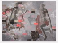 A portion of duration by Toby Ziegler contemporary artwork painting