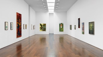 Contemporary art exhibition, Group Exhibition curated by Hilton Als, Forces in Nature at Victoria Miro, Wharf Road, London