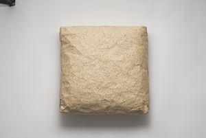Kuromoji Pillow by Sumiko Ishii contemporary artwork