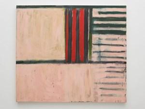 Requiem for Johnny Stompanato by Frank Stella contemporary artwork