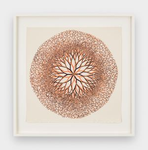 Desert Flower (TAM.1460-II) by Ruth Asawa contemporary artwork