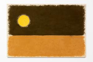 neunteraprilzweitausendundzwanzig by Ugo Rondinone contemporary artwork