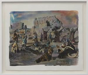 Silk Road #8 by Chen Nong contemporary artwork