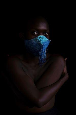 Untitled 04 by Nonzuzo Gxekwa contemporary artwork