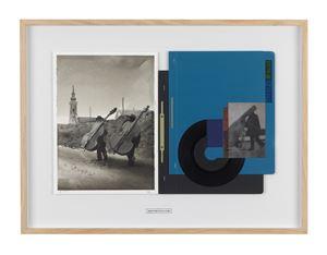 Dates No 58 (Tomislav Peternek) by Radenko Milak & Roman Uranjek contemporary artwork