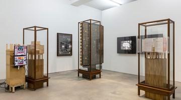 Contemporary art exhibition, Reinhard Mucha, Mucha Unnötig – Das Ende vom Lied at Sprüth Magers, Berlin