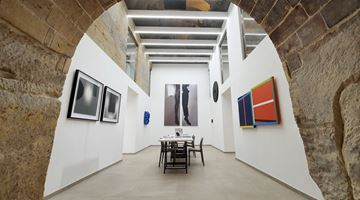 Contemporary art exhibition, Group Exhibition, Up To Now at Valletta Contemporary, Malta