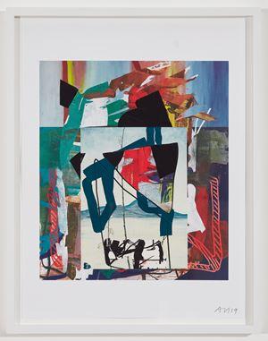 Untitled by Arturo Herrera contemporary artwork