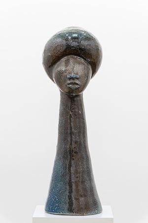 Stretch (COBALT) by Simone Leigh contemporary artwork