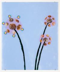 Bread Painting by Andrea Büttner contemporary artwork mixed media