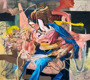 Vague Traditions by WYATT MILLS contemporary artwork