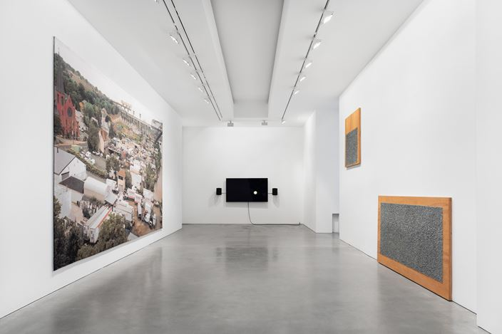 Exhibition view: Group Exhibition, Haptic Feedback, Galerie Thomas Schulte, Berlin(18 January–29 February 2020). Courtesy Galerie Thomas Schulte, Berlin. Photo:©Stefan Haehnel.