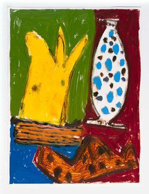 Pikachu & Matisse by Tuukka Tammisaari contemporary artwork