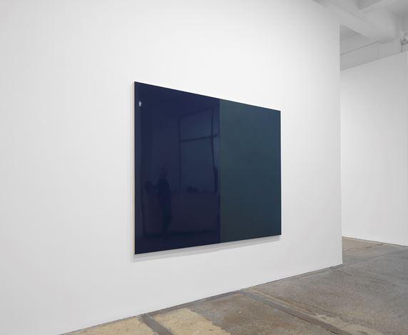 Exhibition view: Kate Shepherd, Surveillance, Galerie Lelong & Co., New York (12 March–6 August 2020). Courtesy Galerie Lelong & Co., New York.