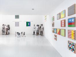 "Samson Kambalu<br><em>Beni</em><br><span class=""oc-gallery"">Kate MacGarry</span>"