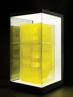 Refrigerator, Unit 2, 348 West 22nd Street, New York, NY 10011, USA by Do Ho Suh contemporary artwork