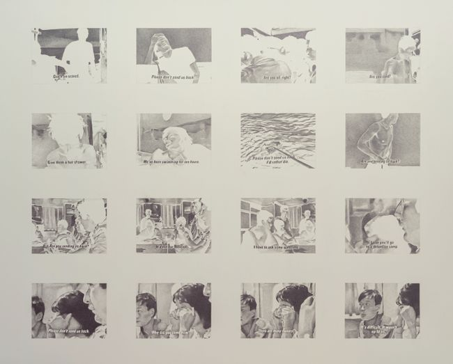 Diaspora I by Kwong San Tang contemporary artwork