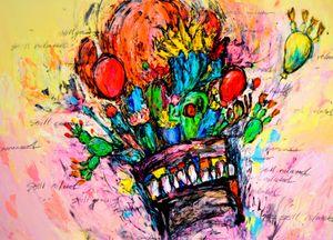 Still Together by Takashi Hara contemporary artwork