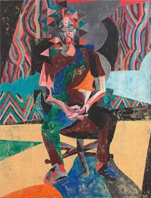 Nik by Tom Anholt contemporary artwork