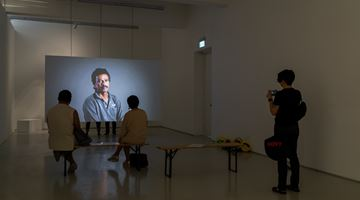 Contemporary art exhibition, Arin Rungjang, They Beat Your Father 他们殴打你的父亲 at ShanghART, Singapore