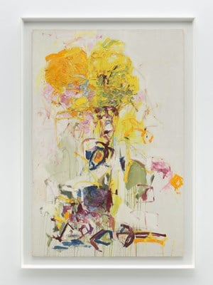 Composition by Joan Mitchell contemporary artwork