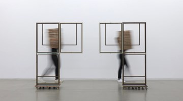 Contemporary art exhibition, Suki Seokyeong Kang, JEONG 井 at Tina Kim Gallery, New York